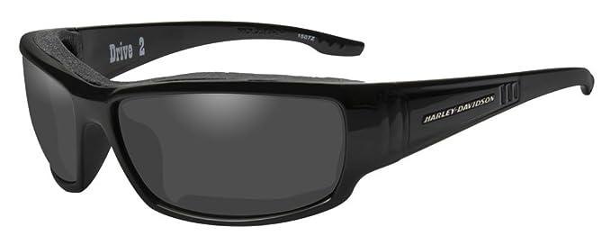 6b5d4dc0d126 Image Unavailable. Image not available for. Color: Harley-Davidson Men's Drive  2 Gasket Sunglasses ...