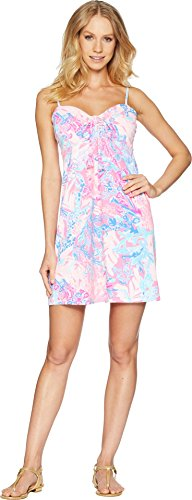 Lilly Pulitzer Women's Margarete Cover-Up Light Pascha Aquadesiac XX-Small