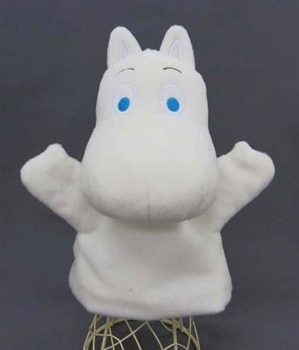 Moomin Hand Puppet
