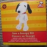 Sew A Snoopy Kit