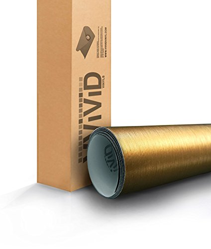 gold-brushed-metallic-steel-vinyl-wrap-roll-with-air-release-technology-3ft-x-5ft