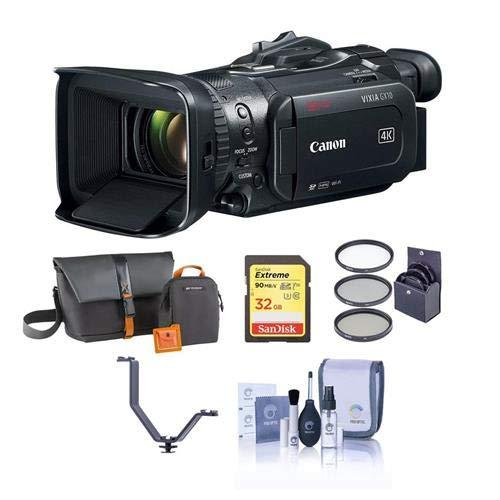 Canon VIXIA GX10 4K UHD Camcorder with 1