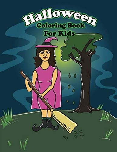 Halloween Party Ideas Toddlers (Halloween Coloring Books For Kids: Happy Creepy Halloween Party Coloring Book For)