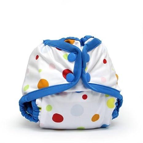 Rumparooz pañales de tela cubierta, Gumball Snap, recién nacido ...