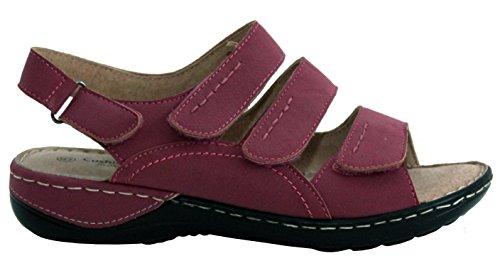 Cushion Walk Sandalias de Vestir de Material Sintético Para Mujer morado