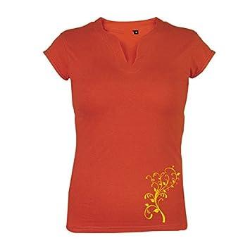 El Gusanillo Del Padel Camiseta Rama Roja: Amazon.es ...