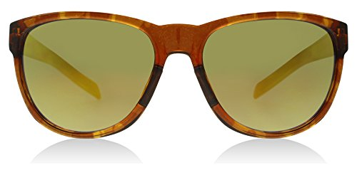 Adidas 425 6064 Brown Havana Gold Wildcharge Square Sunglasses Lens Category 3