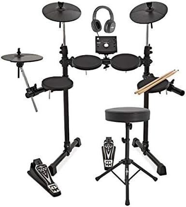 Digital Drums 400 Paquete de Bateria Electronica Compacta