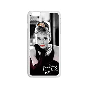 Audrey Hepburn Cell Phone Case for Iphone 6