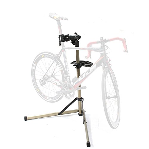 Bikehand Pro Mechanic Bicycle/Bike Repair Rack Stand (Top End Hand Cycle)