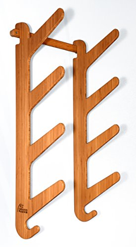 Grassracks The Moloka'i Quad Rack, Carbonized by Grassracks