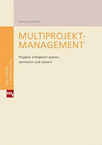 Multiprojektmanagement: Projekte erfolgreich planen, vernetzen und steuern