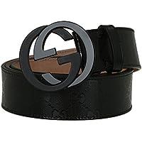 Men's fashion casual belt - removable buckle