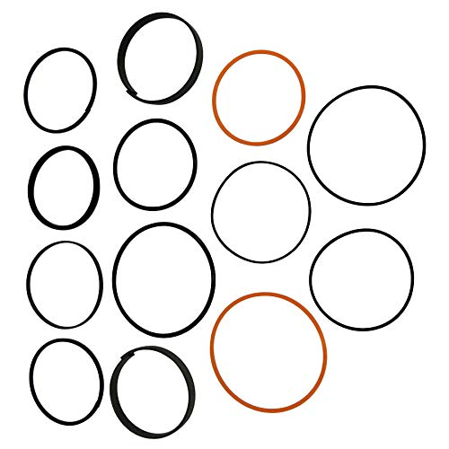 Hydraulic Cylinder Seal Kit for John Deere 1050K Crawler, 310SE Indust/Const, 310SJ Indust/Const, 310SK Indust/Const, 310SK TC Indust/Const, 310SL Indust/Const, 315SE Indust/Const AH212103 by Atlantic Quality Parts