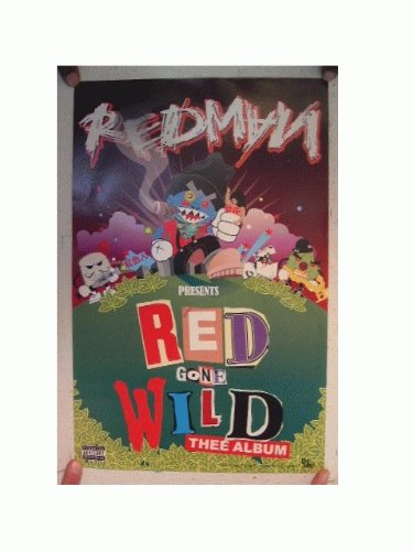 (Redman Poster Red Gone Wild)