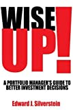 Wise Up!, Edward Silverstein, 0595427510