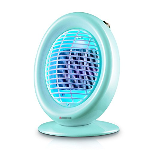Mosquito killer Insect Repellent Mosquito Lamp Household Bedroom Living Room Kitchen Anti-mosquito Mosquito Killer Low Noise Plug-in Type (Color : Green) by Hw Ⓡ Mosquito killer