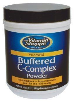the Vitamin Shoppe - Buffered C-Complex, 16 oz powder by the Vitamin Shoppe
