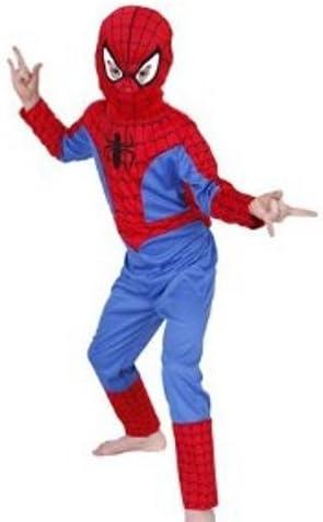 Rubies`s - Disfraz Infantil de Spiderman clásico (881306-L ...