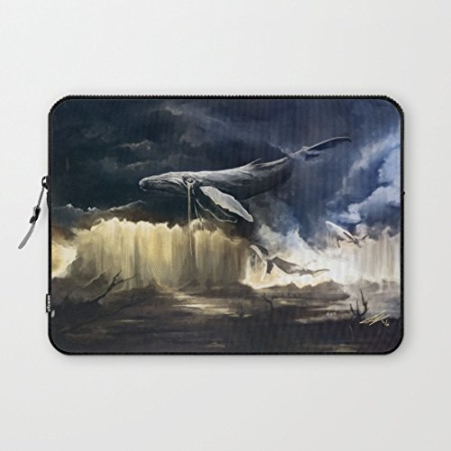 Eratio The Turnpike Cruiser of The Sea Neoprene Protective Laptop Sleeve 15 Inch MacBook Air Case MacBook Pro Sleeve and 15 Inch Laptop Bag Cover