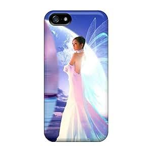 New Arrival Blue Fairy PysXXCq3085IvmIc Case Cover/ 5/5s Iphone Case
