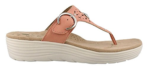 Earth Origins Womens, Grayson Sandals Coral