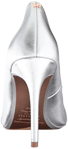 Ted Baker Women's Azeline Pump Silver/Silver where can you find 7de6F4Qa