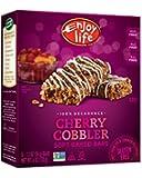 Enjoy Life 100% Decadence Soft Baked 1.2 Ounce Bars, Cherry Cobbler, 5 Count