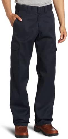 Dickies Men's Relaxed Straight-Fit Cargo Work Pant