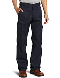 Men's Relaxed Straight-Fit Cargo Work Pant