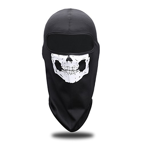 Balaclava Face Mask Windproof Ski Mask Cold Weather Face Mask Motorcycle Neck Warmer or Tactical Balaclava Hood Ultimate Thermal Retention in Outdoors Comfortable Hypoallergenic Moisture Wicking ()