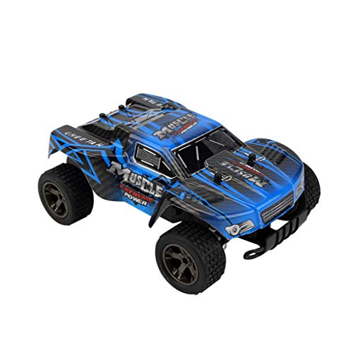 Hot DDKK toys RC Car, 1:18 Scale 2.4G 20KM/H High Speed Off Road Hobby Crawle Boy Radio Controlled Car-Electronic Racing Vehicle Truck for Kids Adults