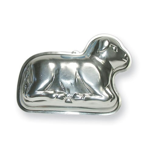 SCI Scandicrafts Lamb Mold 11-inch, 8-Cup