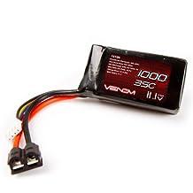 Venom 35C 3S 1000mAh 11.1v LiPO Battery with Universal Plug