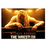 "Wrestler Movie Poster, 17"" x 11"" (2008)"