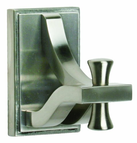 Design House 539452 Ironwood Robe Hook, Satin Nickel