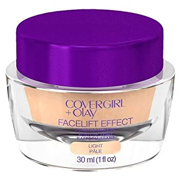 COVERGIRL Olay Face Lift Effect Firming Makeup for Flawless Coverage Color light 330