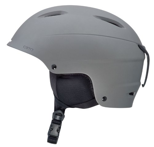 Giro Bevel Snowboard Helmet Matte Titanium Mens Sz L