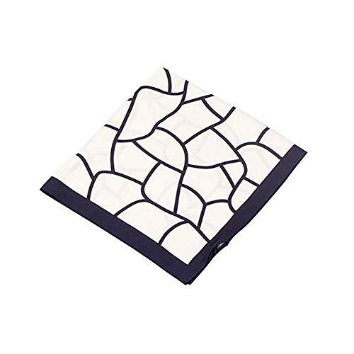 TAIHU SNOW 100% Silk Square Scarf 20