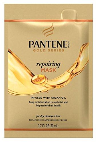 Pantene Gold Series Mask Repairing 1.7 Ounce Packette
