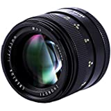 MITAKON (ZHONGYI) Creator 85mm f2.0 Manual Prime Fixed Lens ideal for portraiture for Pentax KAF All Metal Barrel 0.86 lb.