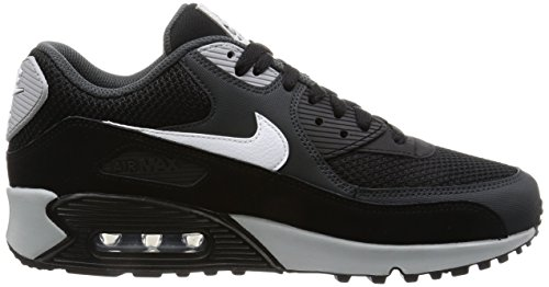 White Air Baskets NIKE Black Essential wolf Homme Mode Grey Max 90 Noir anthracite RqHwAHBzn