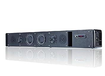 PANMARI Amplificadores de barra de sonido musica audio alto Falante de cine en casa 2.1 Sonos