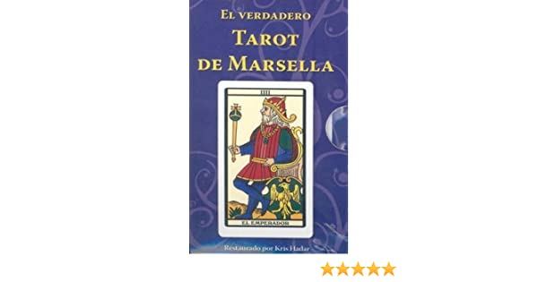 El verdadero tarot de Marsella/ The True Tarot of Marsella ...