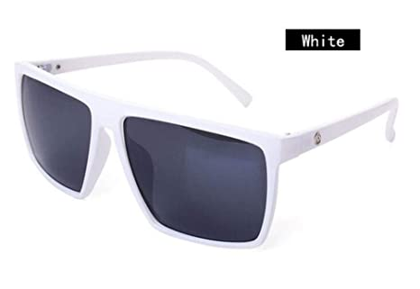 GuiSoHn-S Gafas de Sol Cuadradas Con Marco Retro de ...