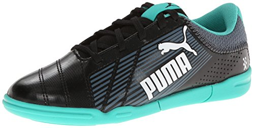 PUMA Meteor Sala JR Futsal Indoor Soccer Shoe (Little Kid Big Kid) 170747767