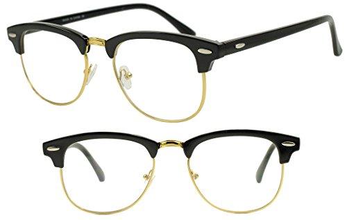 vintage-inspired-classic-half-frame-horn-rimmed-nerdy-clear-lens-glasses-black-w-gold