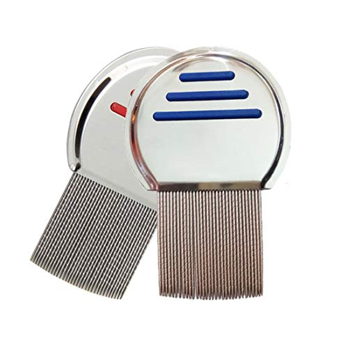 Stainless Steel Professional Dandruff Combs product image