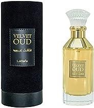Velvet Oud Unisex EDP – Eau de Parfum 100 ml | Oriental Alchemy | Perfume aveludado com incenso, nobre Oudh, â