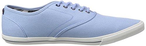 JACK & JONES JJSPIDER CANVAS SNEAKER - Zapatillas de deporte Hombre Azul - Bleu - Blau (Blue Bell)